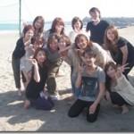 秋のBBQ バーベキューはビーチで海鮮BBQ三浦海岸