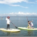 スタンドアップパドルボードの体験は三浦海岸S-RIDE