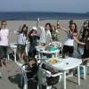 完璧なBBQコンディション 三浦海岸