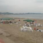 三浦海岸の海水浴とBBQ