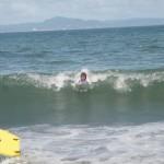 真夏の三浦海岸バーベキューと海水浴はさらに絶好調