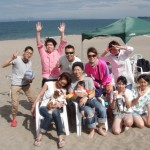 三浦海岸手ぶらバーベキュー BBQと海遊び