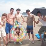 大人気 海鮮 手ぶらBBQ 三浦海岸
