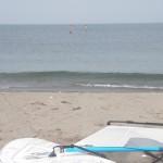 三浦海岸今日も暑い日でした。