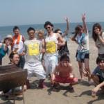 三浦海岸ビーチBBQ