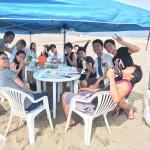 三浦海岸BBQ、釣り、スタンドアップパドル
