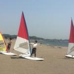 三浦海岸ウインドサーフィンスクール