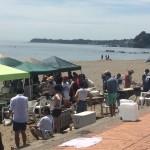 三浦海岸ビーチBBQ団体BBQも大歓迎