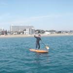 夏日の三浦海岸