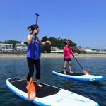SUP,スタンドアップパドルは海にとっても優しいマリンスポーツです。