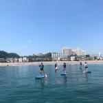 マリンスポーツが楽しい三浦海岸