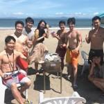 笑顔BBQ三浦海岸