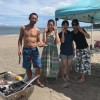 三浦海岸に来たらビーチBBQとSUPで楽しみましょう。