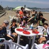 ファミリーで楽しいBBQは三浦海岸
