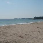 5月26日 朝から真夏気分の三浦海岸