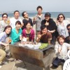 2011 三浦海岸BBQと海遊びスタートです。