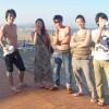 三浦海岸ビーチバーベキューは今日も快晴が続いてます。