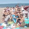 真夏の三浦海岸バーベキューと海水浴は絶好調