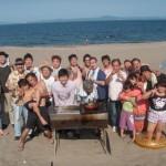 夏と言えばビーチでBBQ、、材料持ち込み大歓迎