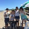 三浦海岸、真夏の海水浴とbbq