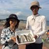 釣りあり、スタンドアップパドルあり、bbqありと楽しい三浦海岸