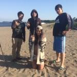 GW2日目は釣りにカヌーにウインドサーフィンにスタンドアップパドル