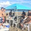 三浦海岸ビーチBBQと海遊び