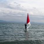 初めてのウインドサーフィン体験