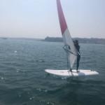 三浦海岸でBBQとマリンスポーツ