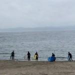 梅雨でもSUPは楽しい海遊び