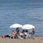 これからまだまだ真夏の三浦海岸BBQ